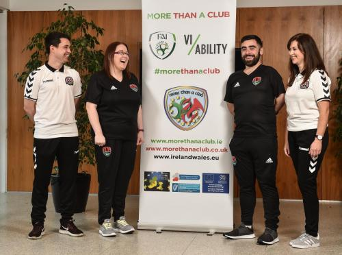 FAI More Than A Club - Staff Announcement