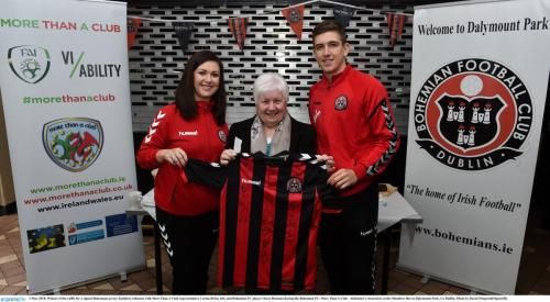 Bohemian FC: More Than A Club - Alzheimer's Awareness