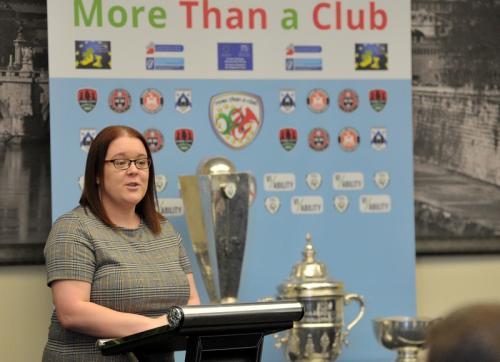 Cork City FC 'More Than A Club' Launch