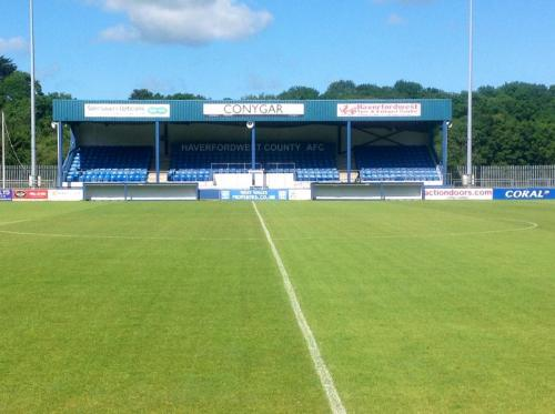 Haverfordwest-stadium