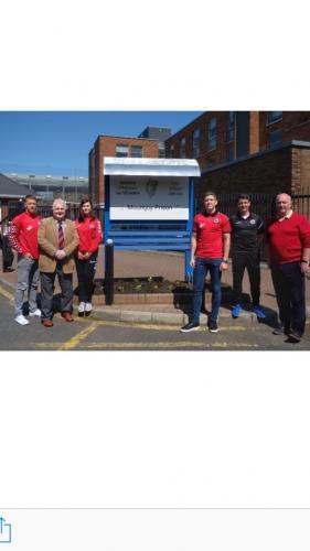 MTAC Staff Visit Mountjoy Prison