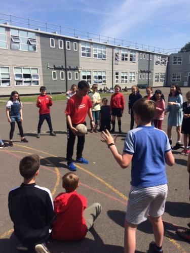 School Visit to Grangegorman